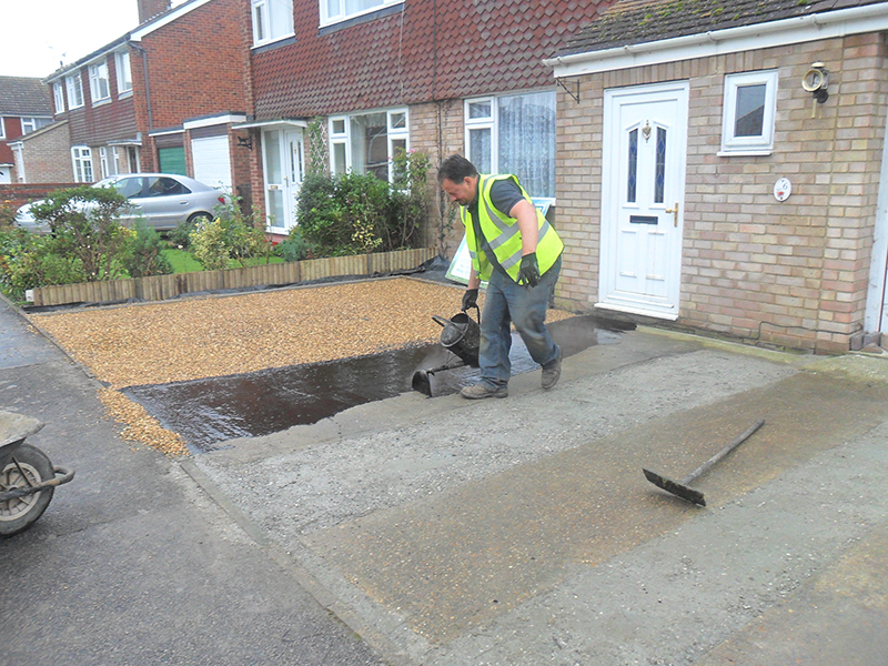 Driveways D L Landscapes Ltd